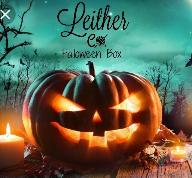 Coming Soon: April 1, 2021 - 13 Days of Halloween Yarn Box