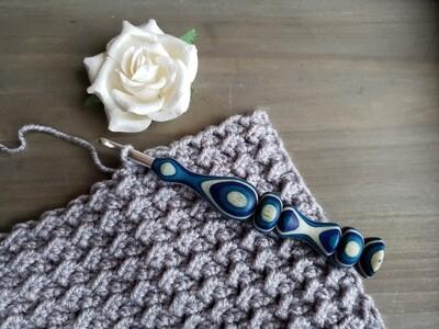 Copperhead Crochet Hook