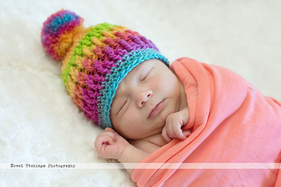Ashley Beanie Crochet Pattern