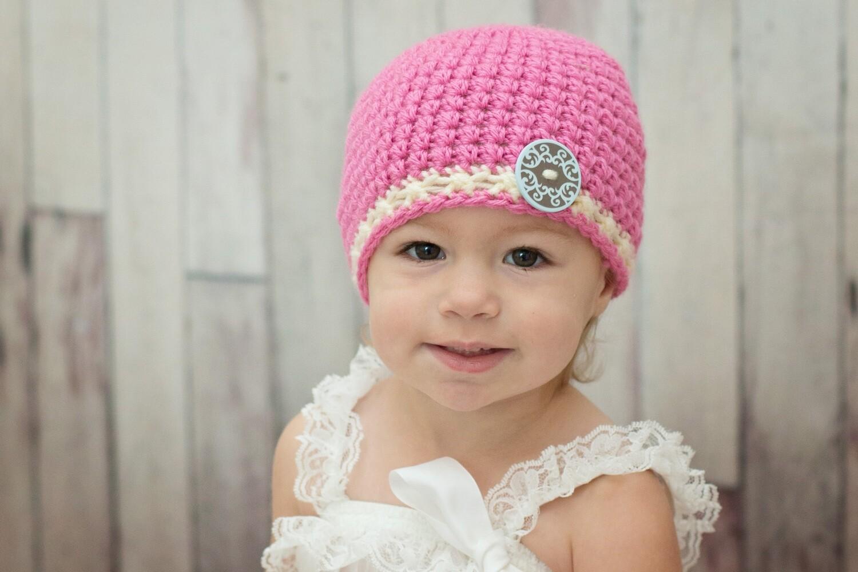 Harper Beanie Crochet Pattern