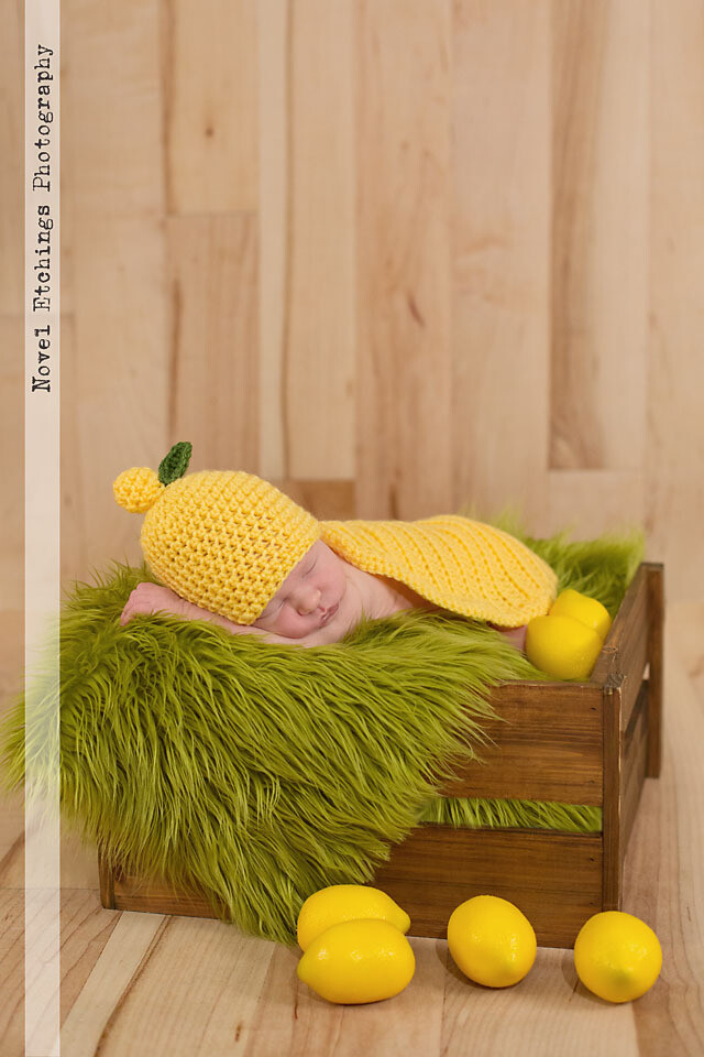 Lemon Baby Crochet Pattern