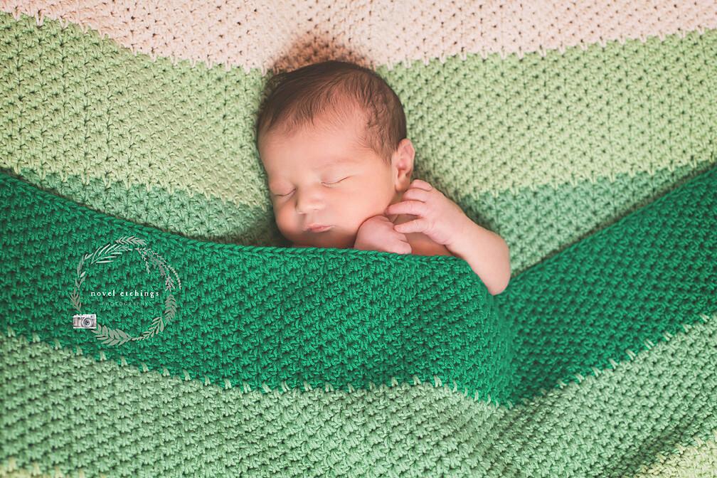 Oliver Blanket Crochet Pattern