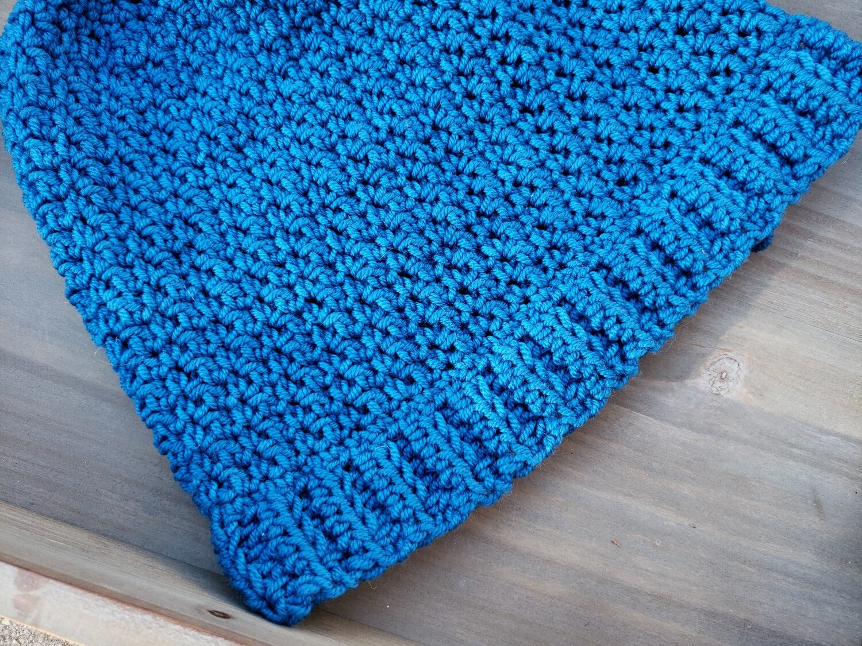 Storm Beanie Crochet Pattern