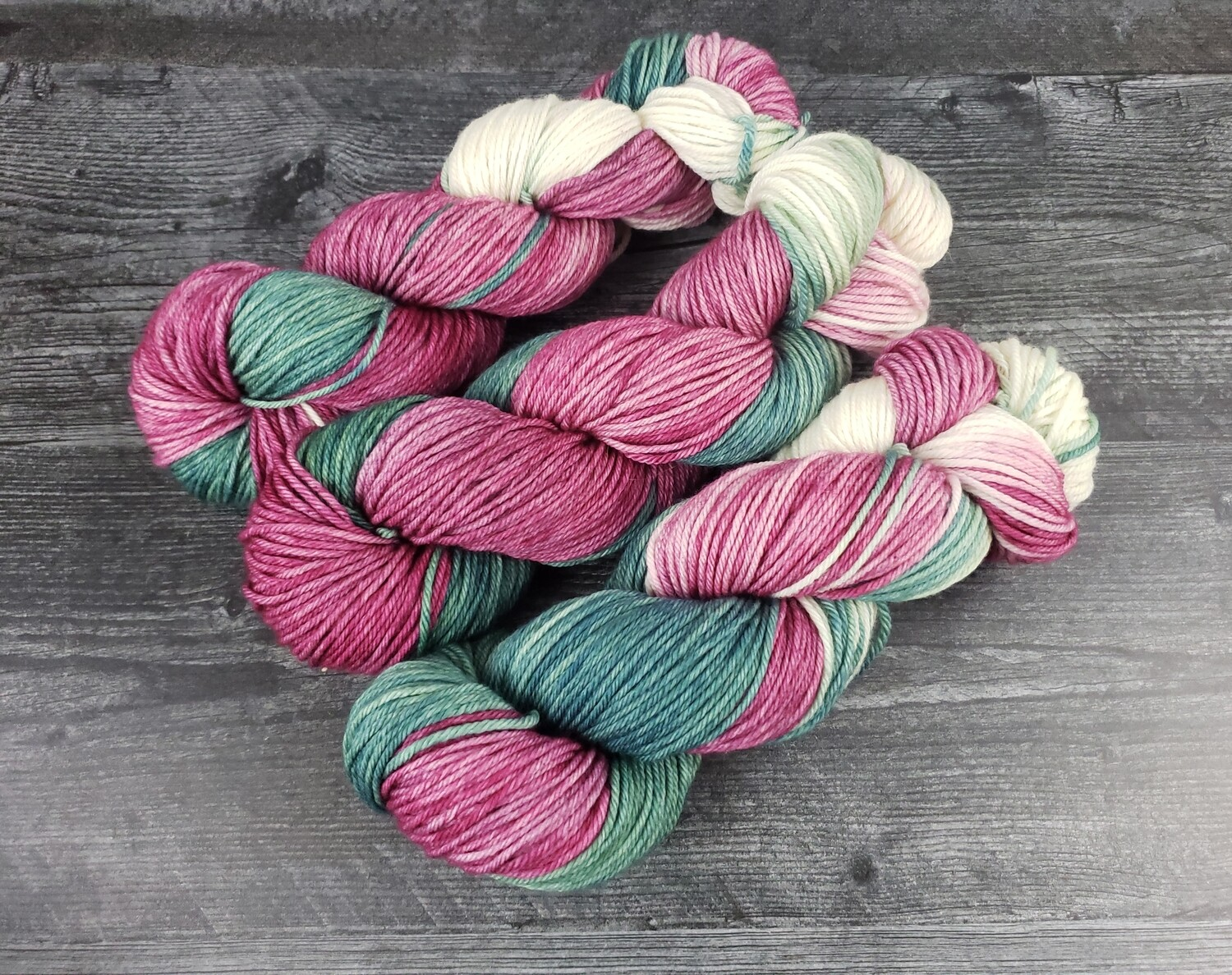 Hummingbird Hand Dyed Yarn