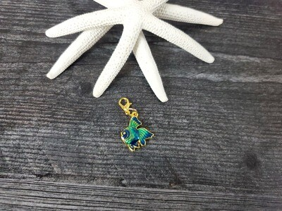 Fish Stitch Marker