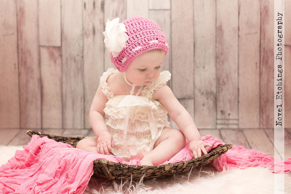 Sugar Twist Bonnet Crochet Pattern