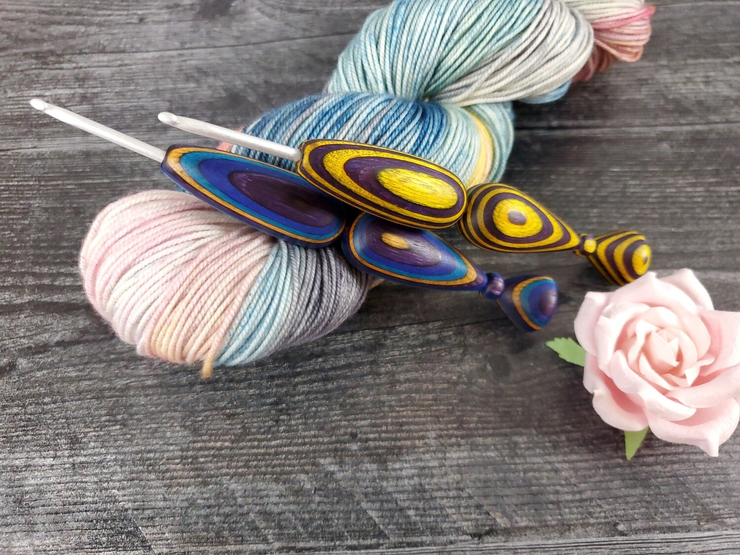 April Showers Crochet Hook