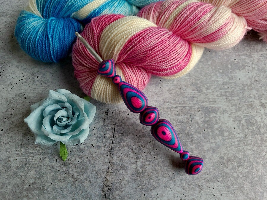 Bluebonnet Crochet Hook