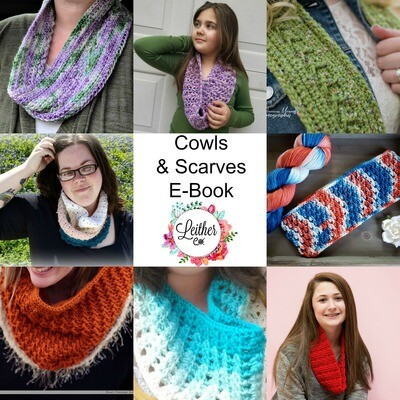 Get Hooked Cowls and Scarves E-Book