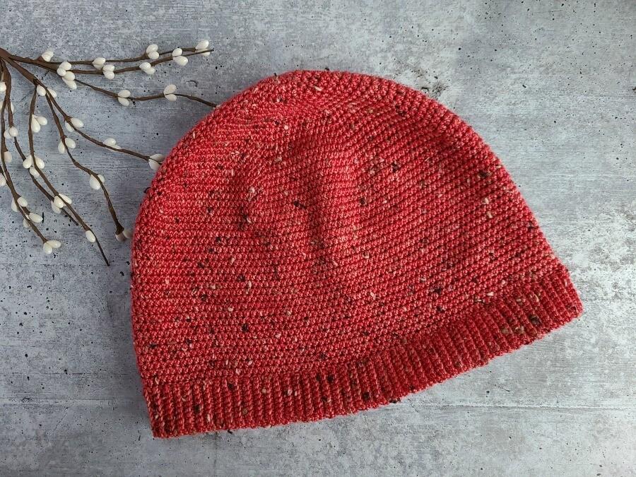 Capelet Beanie Crochet Pattern