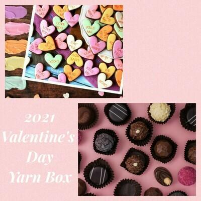 14 Days of Love Yarn Box