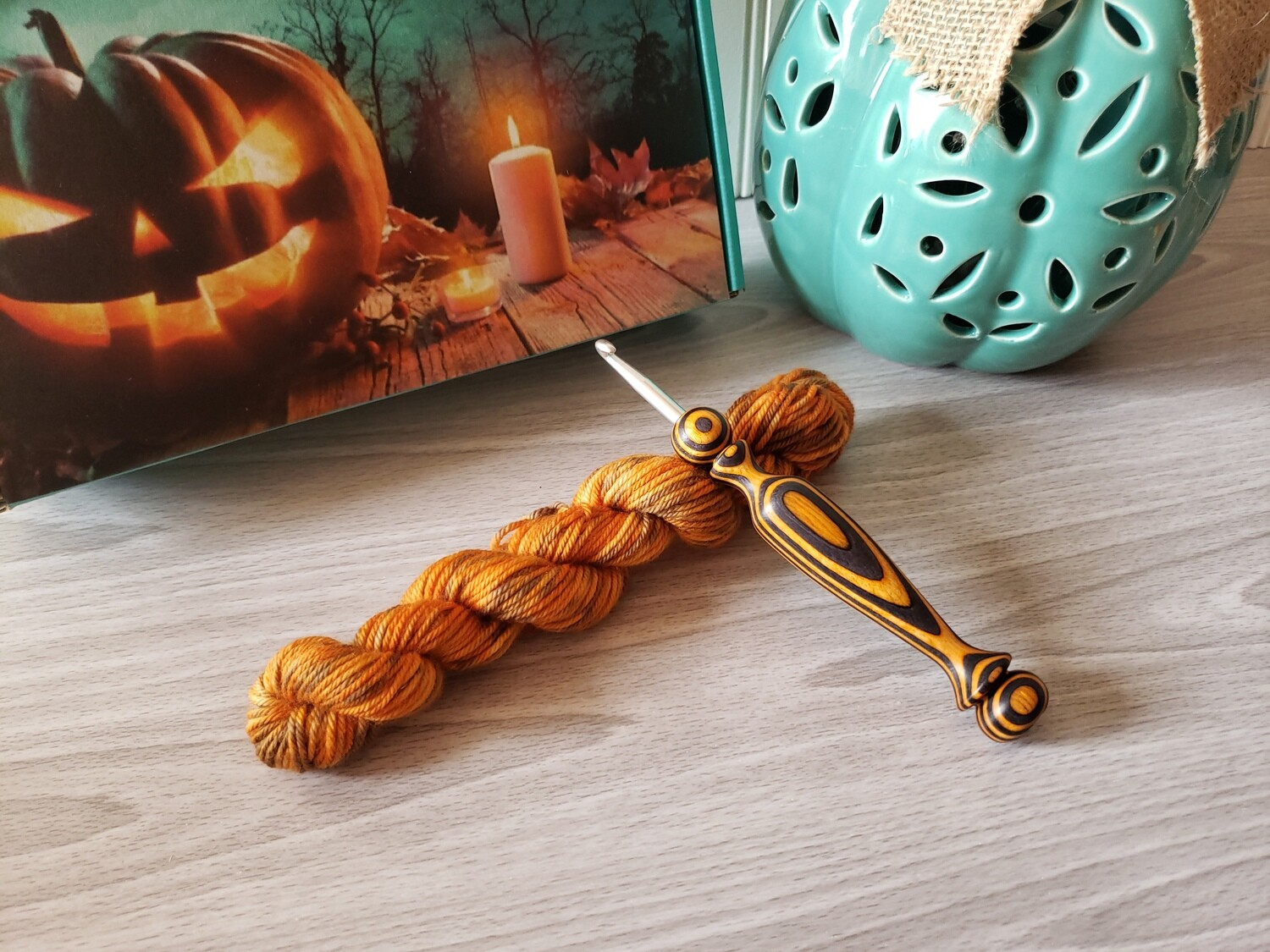 Scarecrow Hand Dyed Yarn