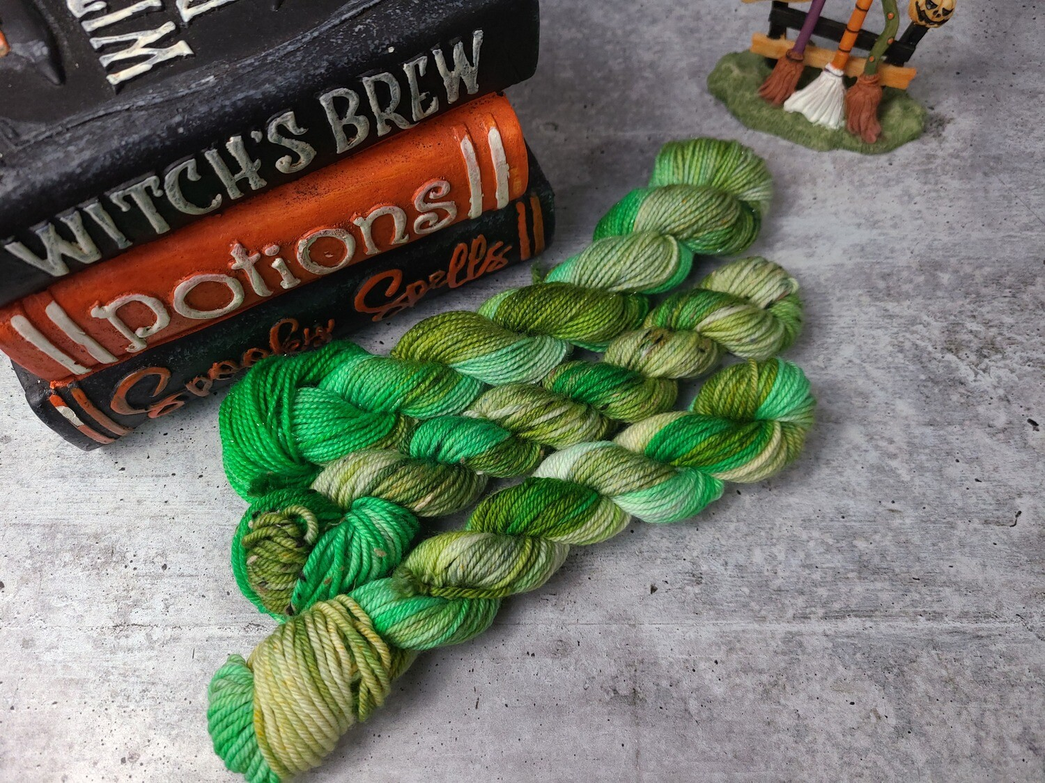 And Now Your Mine Hand Dyed Yarn