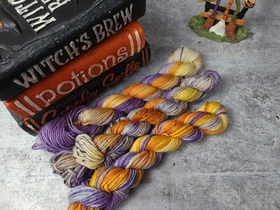 I Put a Spell on You 2020 Hand Dyed Yarn