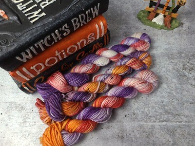 Mary Hand Dyed Yarn