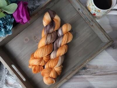 Autumn (Sock) Hand Dyed Yarn