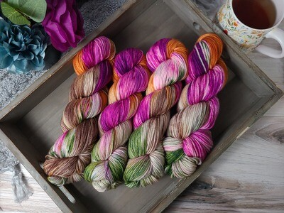 Turtle Bay (Sport) Hand Dyed Yarn