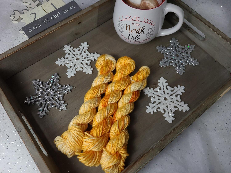 Poppy Hand Dyed Yarn
