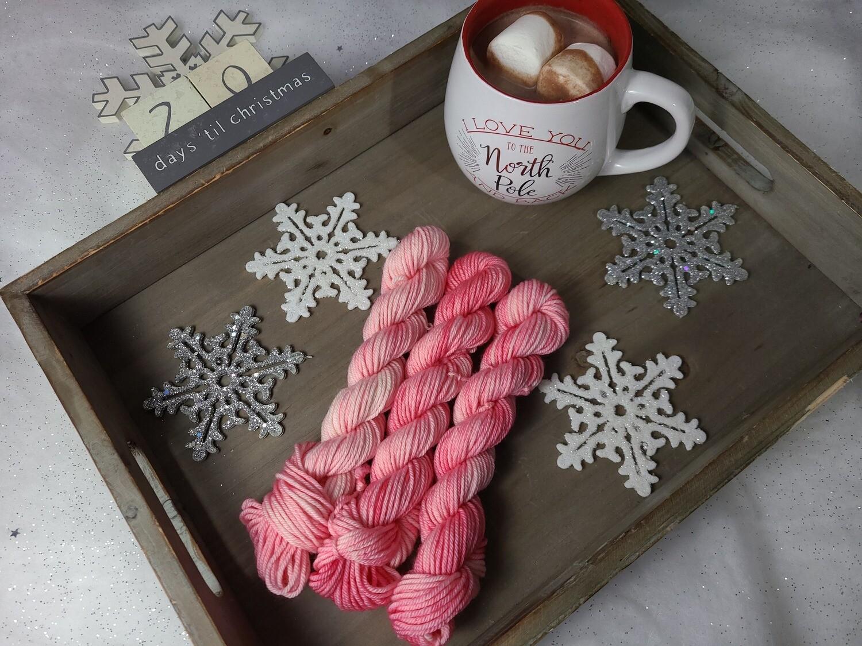 Flamingo Hand Dyed Yarn