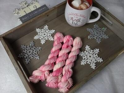 Ballerina Hand Dyed Yarn