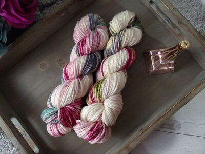 Paris (Aran) Hand Dyed Yarn