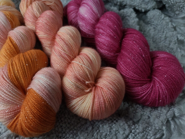 Love Shawl Crochet Kit Pre-Order