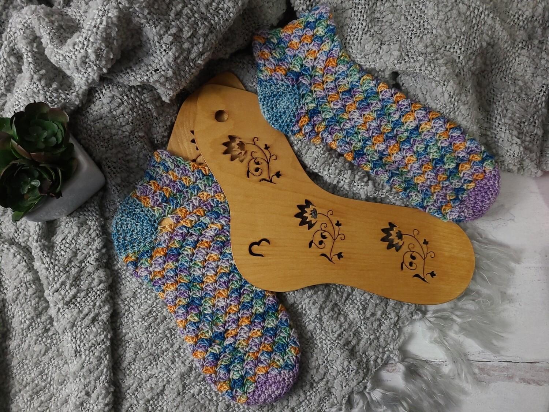 Sleepy Hollow Sock Blocker Set Ready to Ship