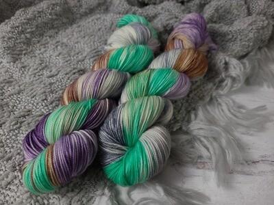 Japan Hand Dyed Yarn