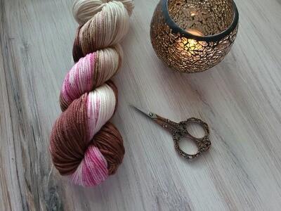 Neapolitan Hand Dyed Yarn