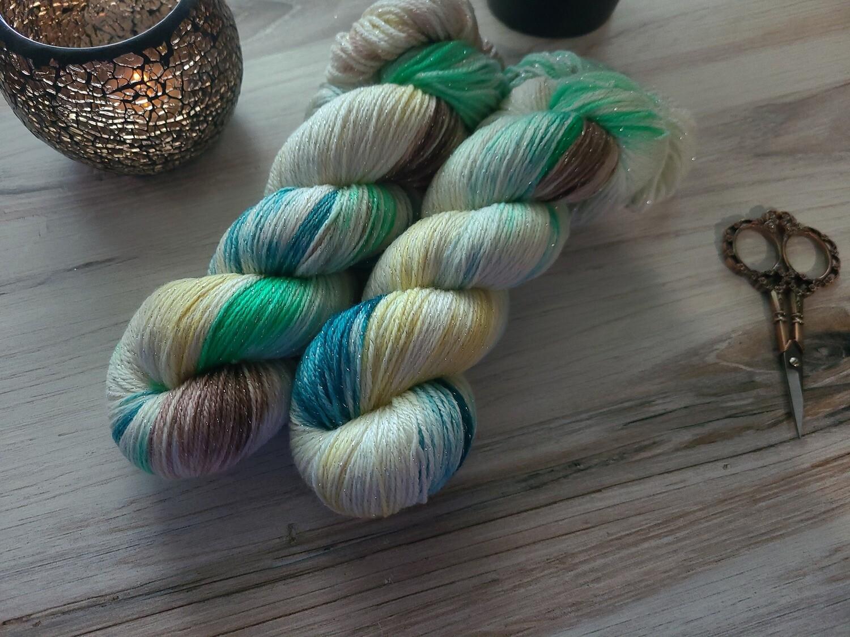 Fiji Hand Dyed Yarn