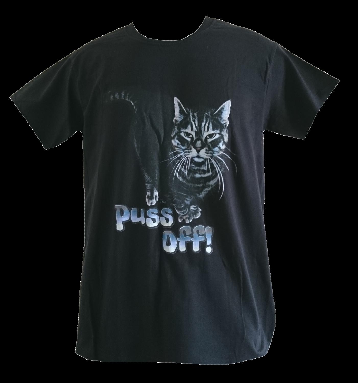 PUSS OFF! Unisex T-Shirt
