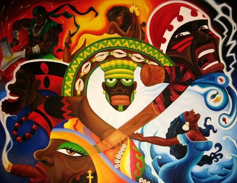 CARIBBEAN MYTHS AND CULTURE for Secondary Teachers 5-12
