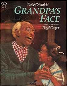 GRANDPA'S FACE By Eloise Greenfield