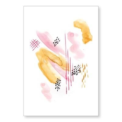 Abstracts II Art Print
