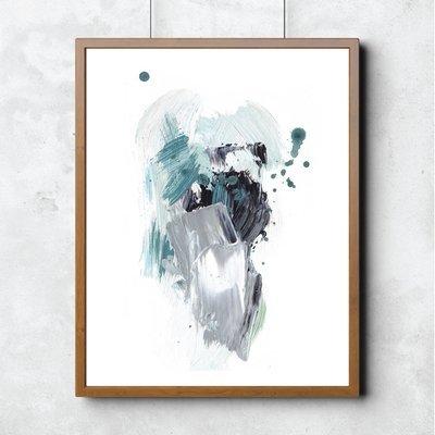 Abstraction I Art Print