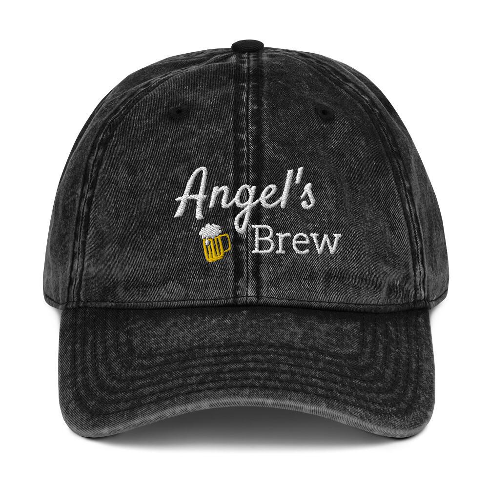Angel's Brew Vintage Cap