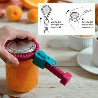 Abre Frascos Zip Eat Jar Opener