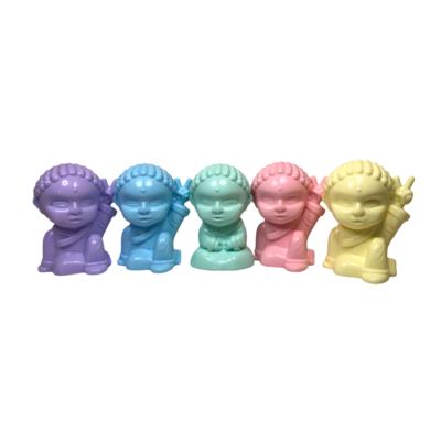 Buda Adorno Pastel (Plastico)