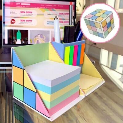 Organizador de escritorio Cubo Magico