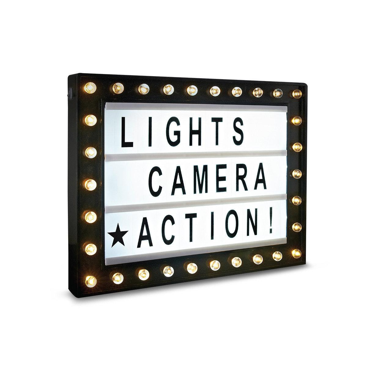 Hollywood Lightbox