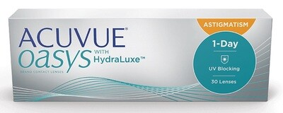 ACUVUE OASYS® 1-Day for ASTIGMATISM 30 pk