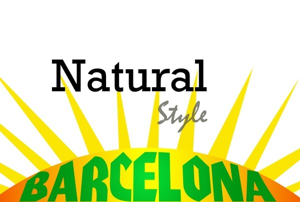 Natural style Barcelona Online Store