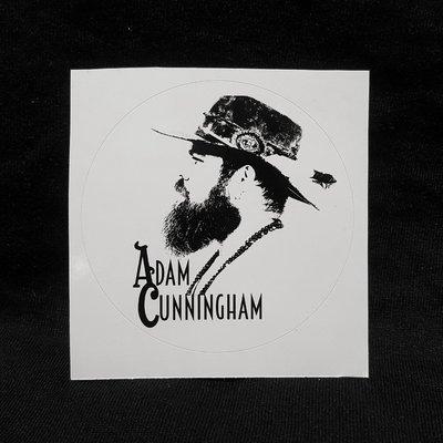 Adam Cunningham Sticker