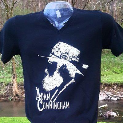 Adam Cunningham Fitted T-Shirt
