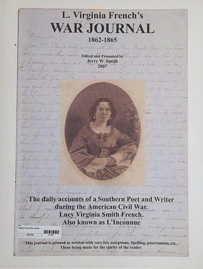 L. Virginia French's War Journal