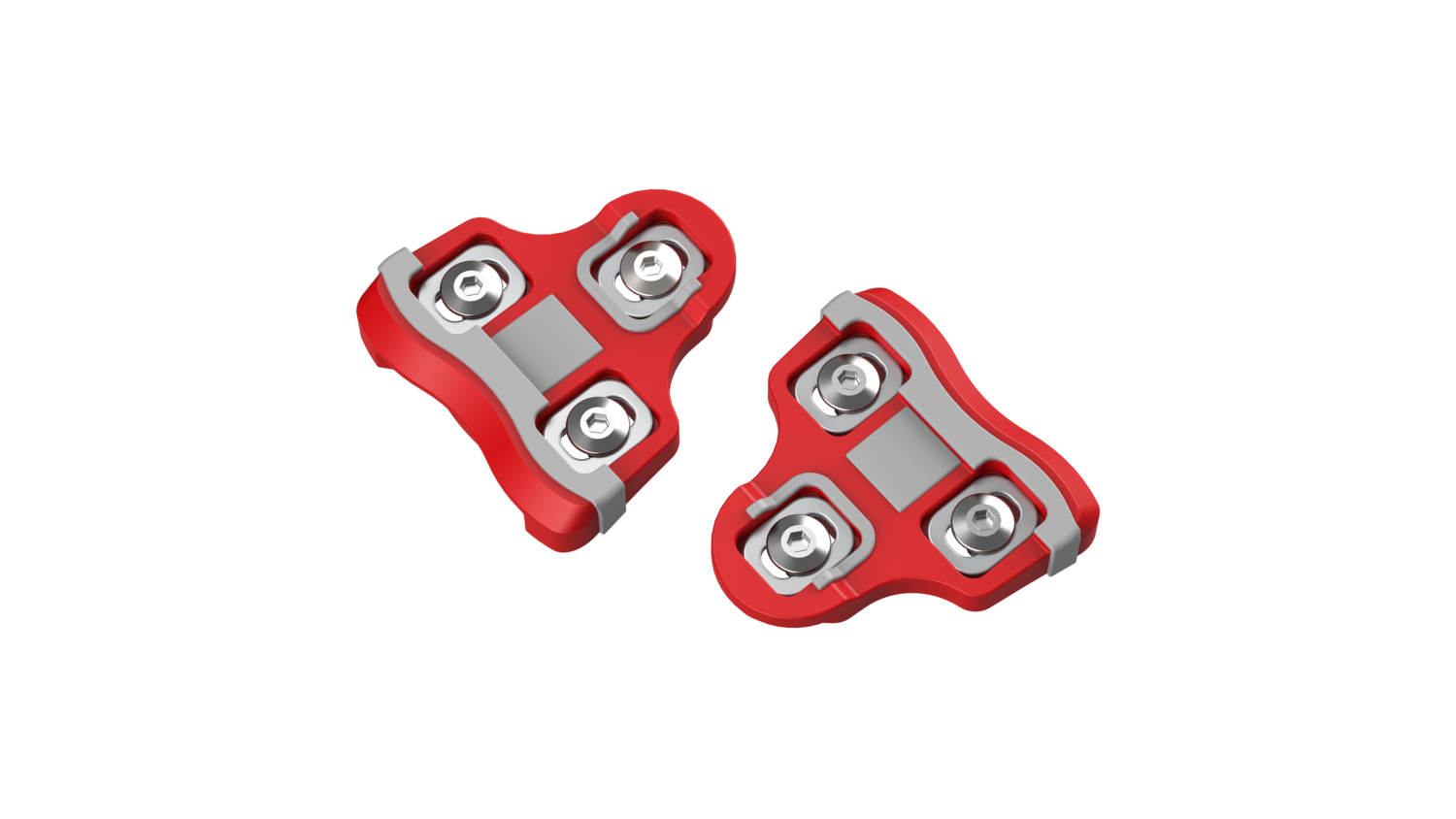 Assioma Replacement Cleats - Red