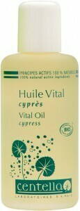 Centella Vital Oil Cypress 100 ml
