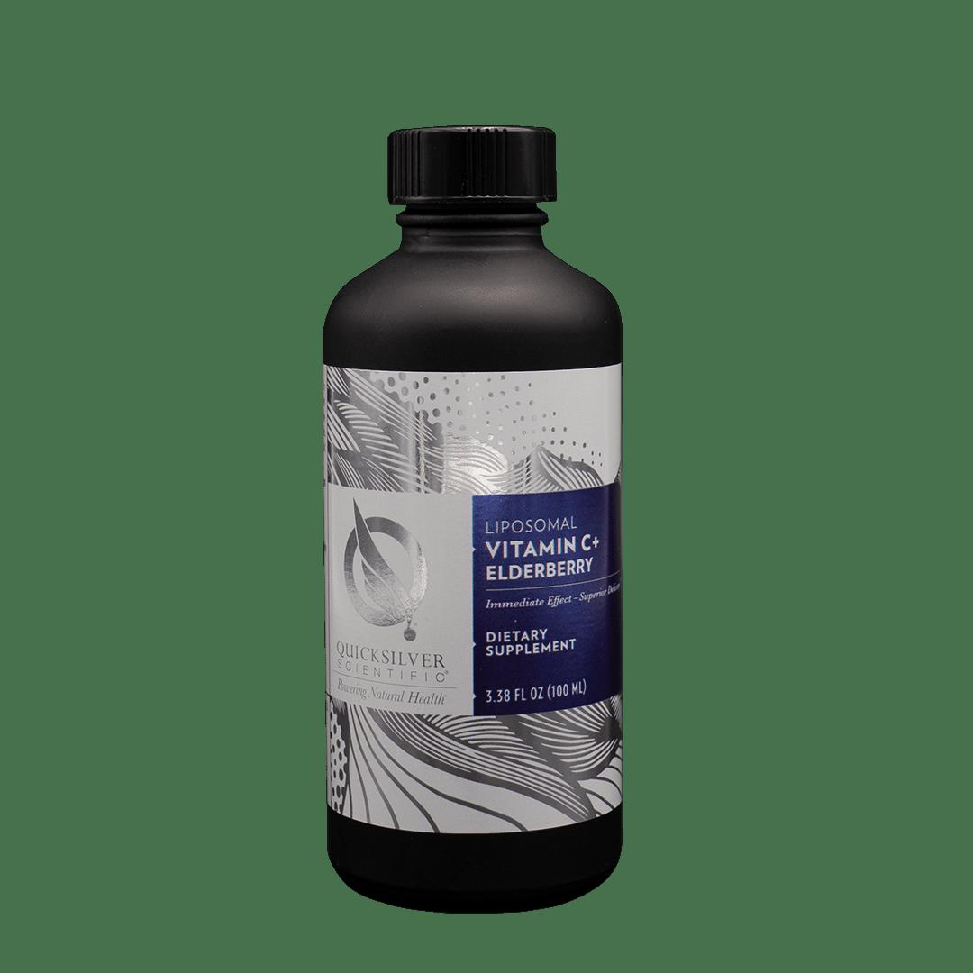 Quicksilver Scientific Vitamin C+ Elderberry