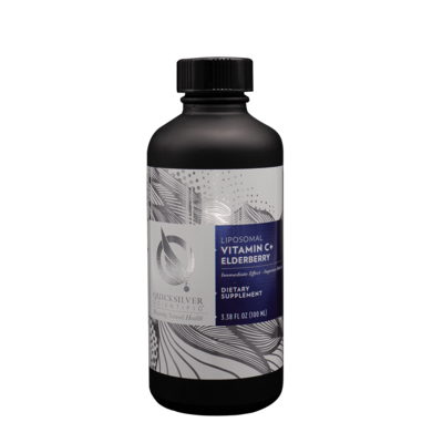 Quicksilver Scientific Vitamin C+ Elderberry