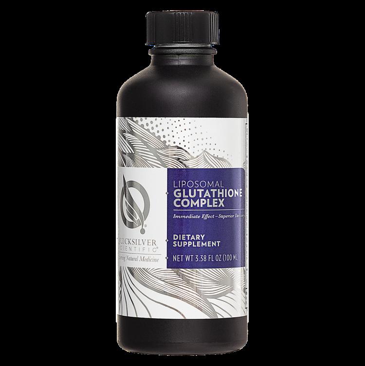 Quicksilver Scientific Liposomal Glutathione Complex